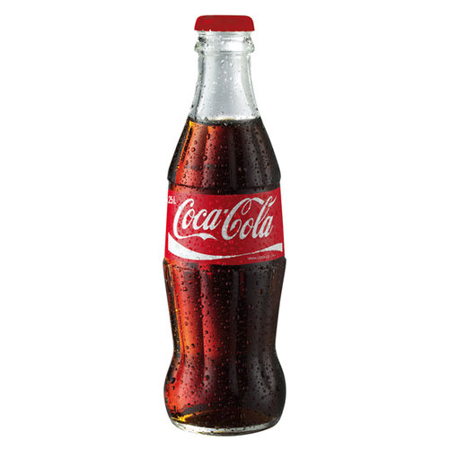 Liter Glass Coke Bottle
