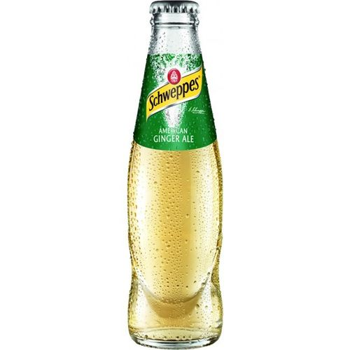 Schweppes Ginger Ale 24 x 0,2l EW