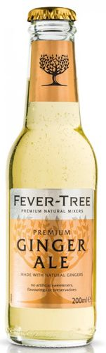 Fever Tree Ginger Ale 24 x 0,2l EW