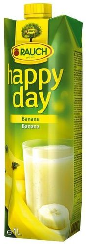 Happy Day Banane 1L Tetra Pack