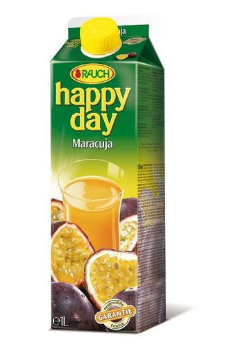 Happy Day Maracuja 1L Tetra Pack
