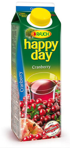 Happy Day Cranberry 1L Tetra Pack