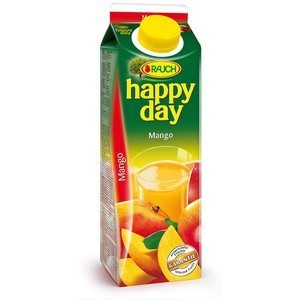 Happy Day Mango 1L Tetra Pack
