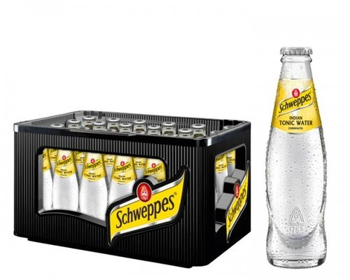 Schweppes Indian Tonic 24 x 0,2l MW